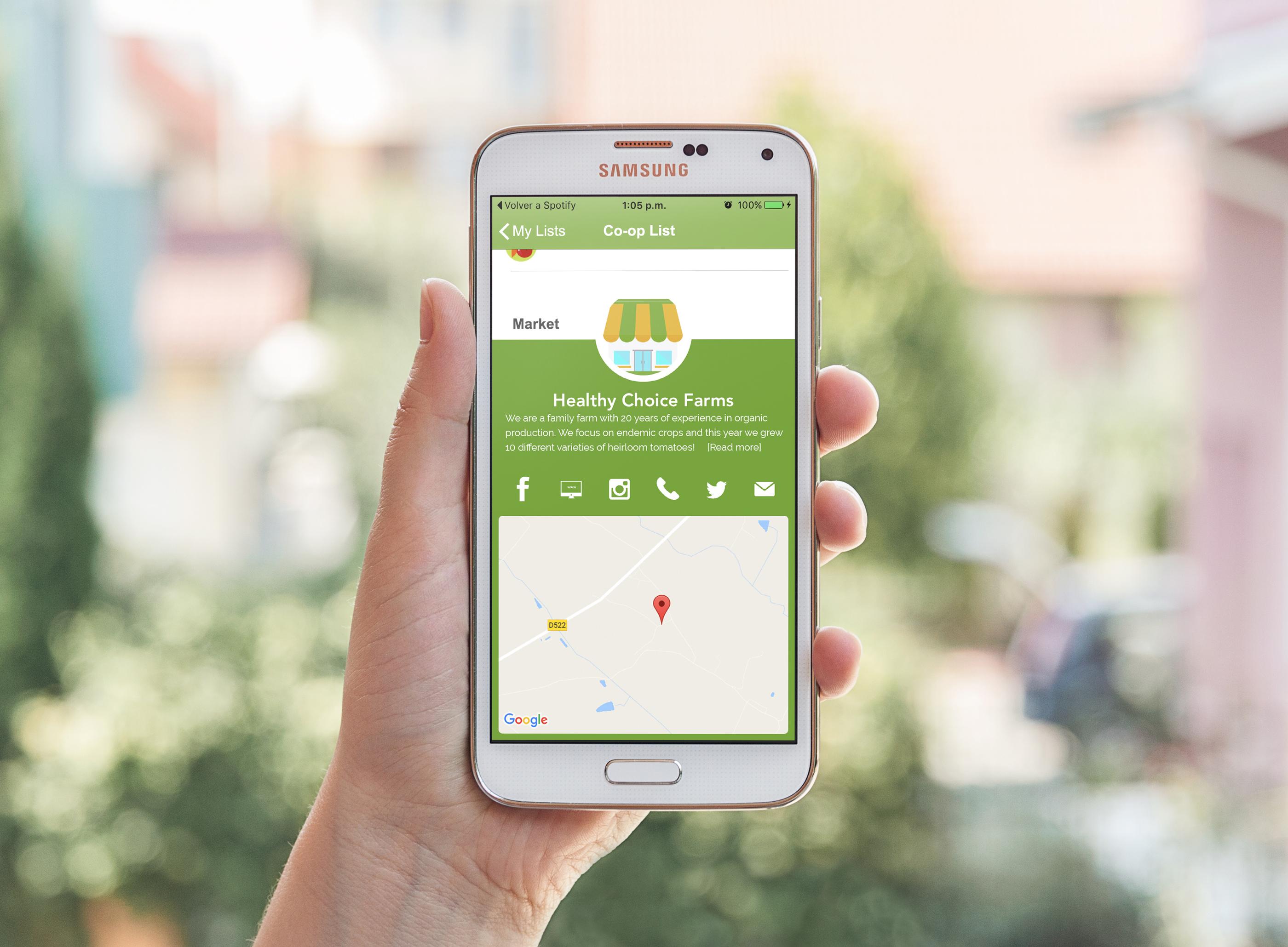 Fresh Data App
